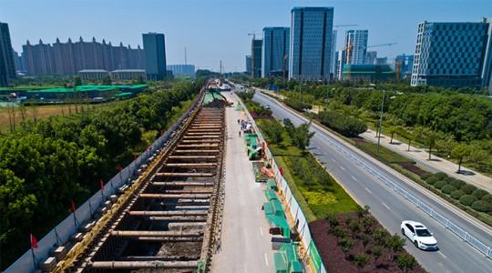2030年南京市将构建点线面结合的综合管廊体系,规划总量达到681公里